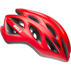 Bell Tracker R Sport Helmet red/black